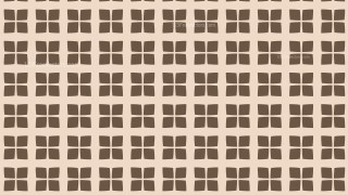 Brown Seamless Square Background Pattern Vector