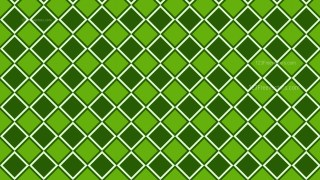 Green Seamless Square Pattern Graphic