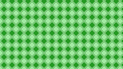 Green Seamless Square Background Pattern Design
