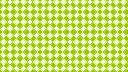 Green Square Pattern Background
