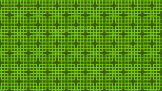 Green Square Background Pattern Graphic