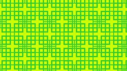 Green and Yellow Geometric Square Background Pattern Image