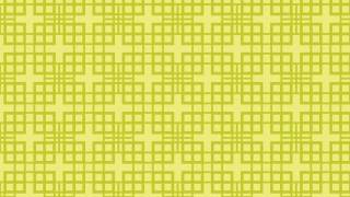 Green Seamless Geometric Square Pattern Vector Illustration