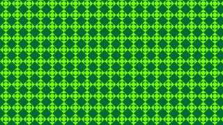 Neon Green Geometric Square Pattern Background Illustrator
