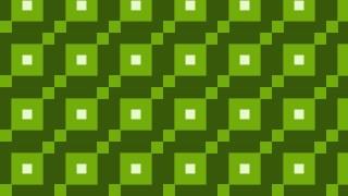 Dark Green Geometric Square Background Pattern