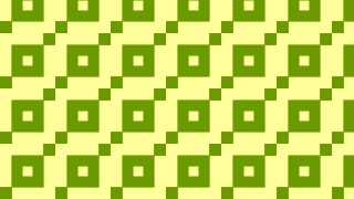 Green Seamless Square Background Pattern