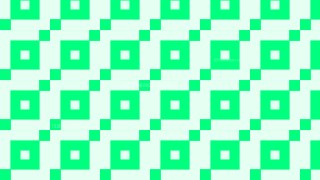 Spring Green Square Background Pattern Vector