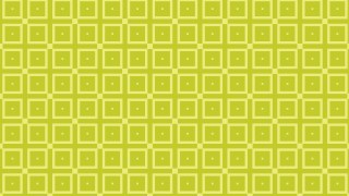Green Geometric Square Pattern Background