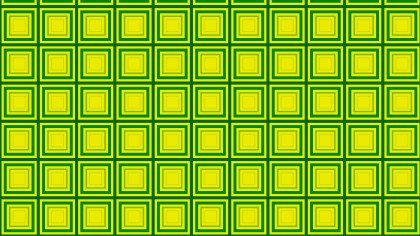 Green Seamless Concentric Squares Pattern Background Graphic