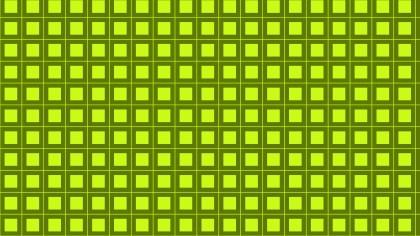 Green Square Background Pattern Design