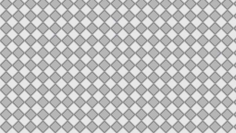 Grey Geometric Square Pattern Background Vector Graphic