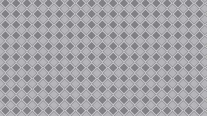 Grey Geometric Square Background Pattern Vector Image