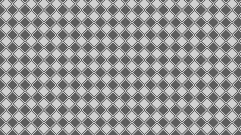 Grey Seamless Square Background Pattern Vector