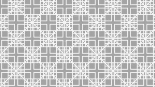 Light Grey Seamless Square Pattern Background