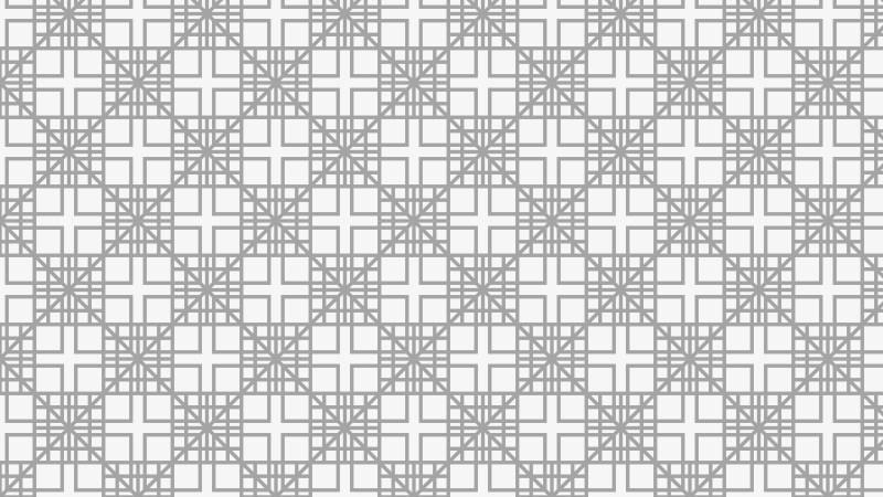 Light Grey Seamless Square Background Pattern