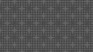 Dark Grey Square Pattern Vector Graphic