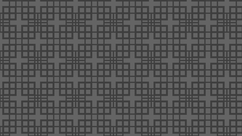 Dark Grey Square Pattern Vector Graphic