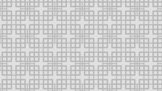 Light Grey Seamless Square Pattern Graphic