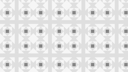 Light Grey Seamless Geometric Square Pattern Image