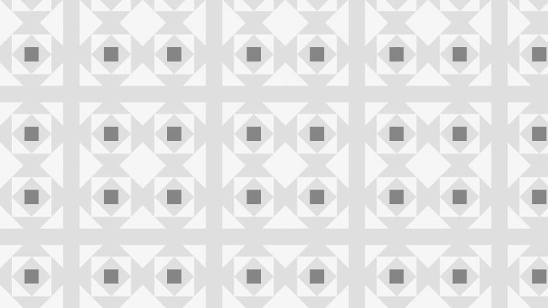 Light Grey Seamless Geometric Square Pattern Image