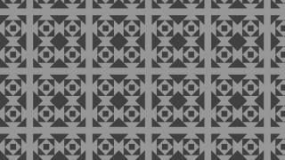 Dark Grey Square Background Pattern