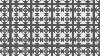 Grey Geometric Square Pattern Background