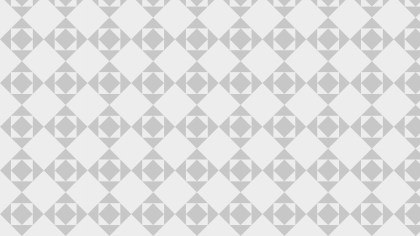 Light Grey Seamless Square Pattern
