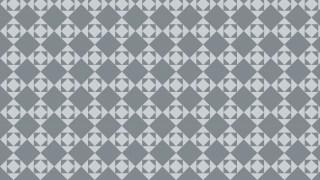 Grey Seamless Geometric Square Pattern