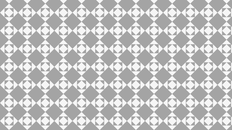 Grey Square Pattern Background Vector Art