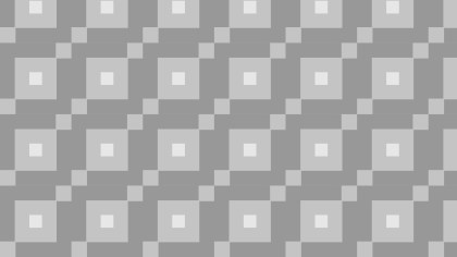Grey Square Background Pattern Graphic