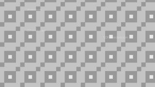 Grey Geometric Square Pattern Illustration