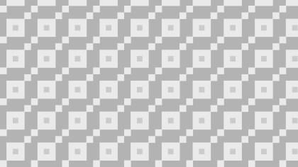 Light Grey Geometric Square Pattern Background Design