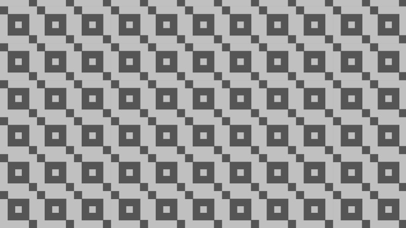 Grey Seamless Square Background Pattern Illustrator