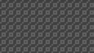 Dark Grey Seamless Geometric Square Pattern Background Vector