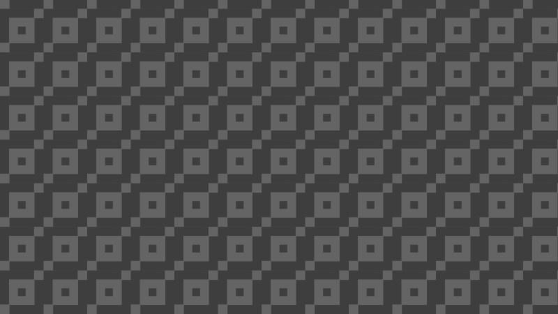 Dark Grey Seamless Geometric Square Pattern Background Vector
