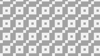 Grey Square Pattern