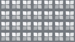 Grey Square Pattern Background