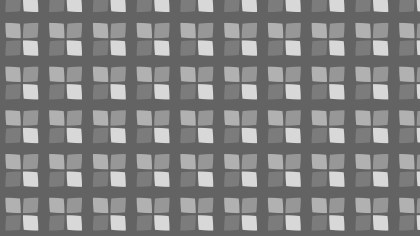 Dark Grey Geometric Square Pattern Background