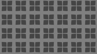 Dark Grey Seamless Square Pattern