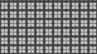 Dark Grey Seamless Square Background Pattern