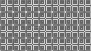 Grey Geometric Square Pattern Vector Image