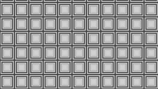 Grey Concentric Squares Pattern