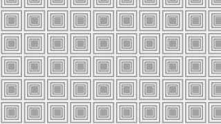 Light Grey Concentric Squares Pattern Background