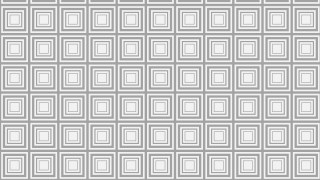 Light Grey Concentric Squares Background Pattern