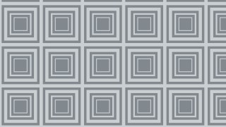 Grey Seamless Concentric Squares Background Pattern