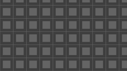 Dark Grey Geometric Square Pattern Background Illustrator