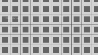 Grey Seamless Geometric Square Pattern Background Design