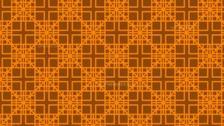 Dark Orange Geometric Square Pattern Background Graphic
