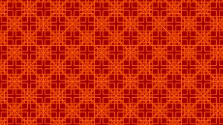 Dark Orange Geometric Square Background Pattern Illustration