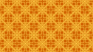Orange Seamless Square Pattern Background Image